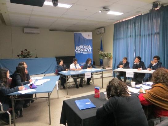 ESTUDIANTES LBT AVANZAN A CUARTOS DE FINALES EN TORNEO EXPLORA