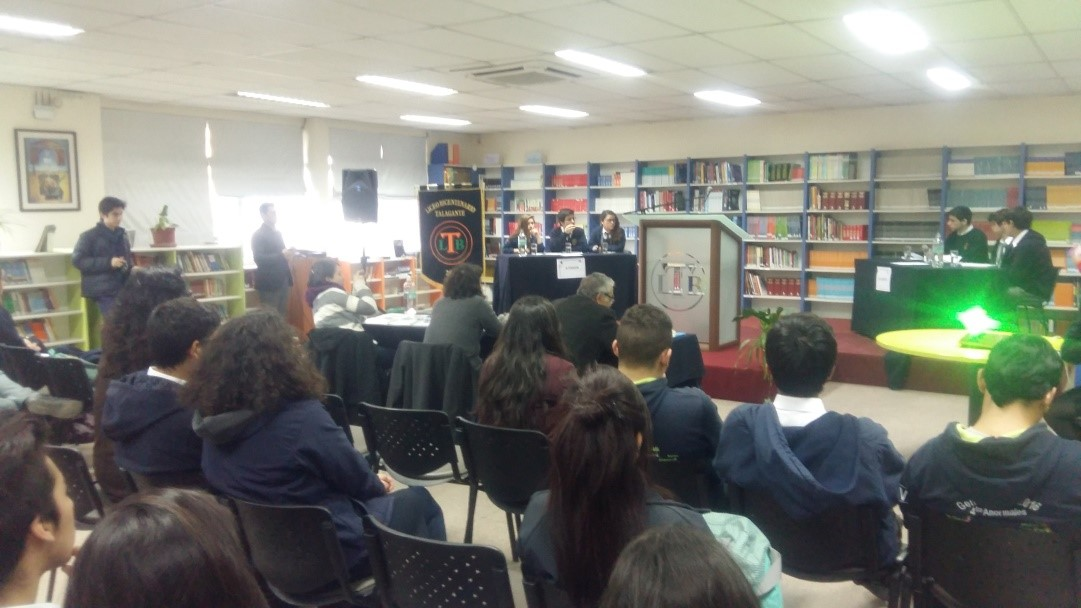 LBT organiza torneo de debates