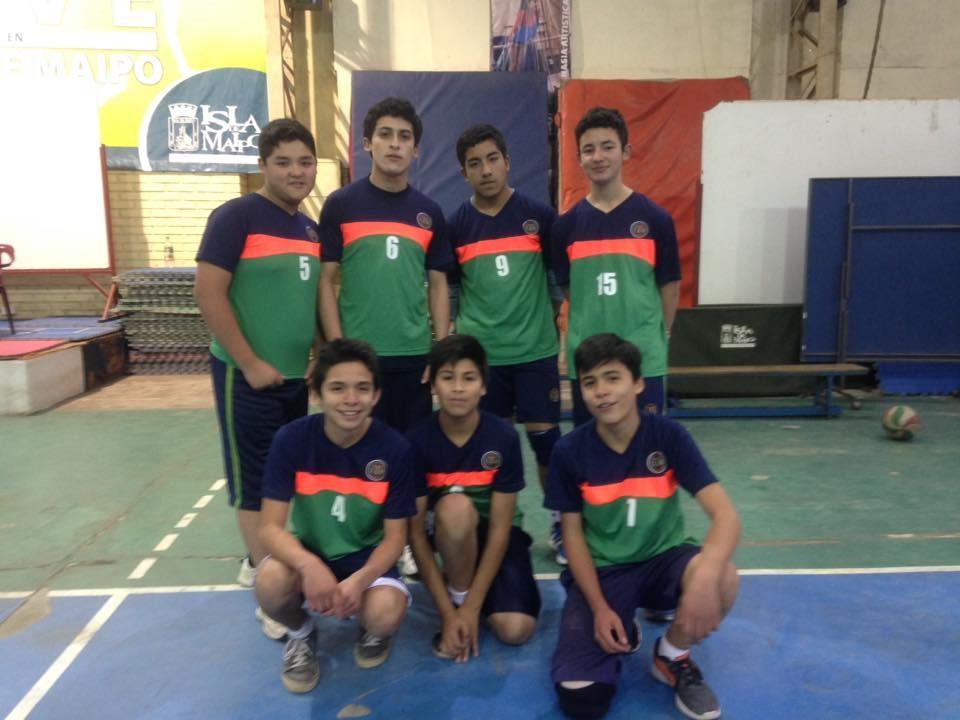 Selección voleibol LBT disputa etapa Regional