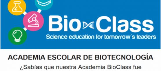 ACADEMIA ESCOLAR DE BIOTECNOLOGÍA