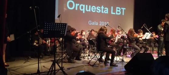 GRAN PRESENTACIÓN DE GALA DE TALLERES DEL LICEO BICENTENARIO DE TALAGANTE