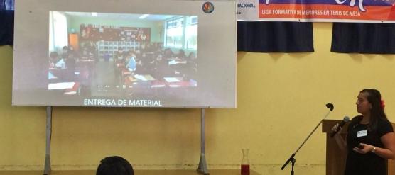 PROFESORA DEL LBT PARTICIPA EN SEMINARIO DE INTERCAMBIO DE BUENAS PRÁCTICAS DE DPD