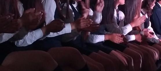 LICEO BICENTANERIO DE TALAGANTE DESPIDE A SUS EGRESADOS EN LICENCIATURA DE 4º MEDIO 2018