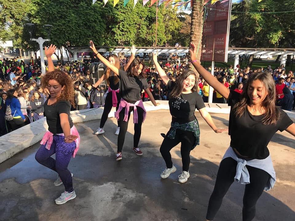 LBT CELEBRA EL DÍA MUNDIAL DE LA ACTIVIDAD FÍSICA Y SANA CONVIVENCIA