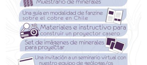ESTUDIANTE DEL LBT GANA CONCURSO NUCLEO MILENIO TRAZADORES DE METALES