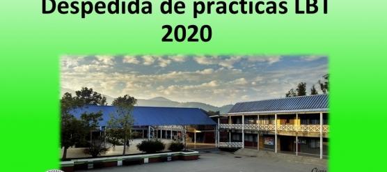 CON CEREMONIA VIRTUAL NUESTRO LICEO, CULMINA PROCESO DE PRÁCTICAS DE FUTURAS PROFESORAS.