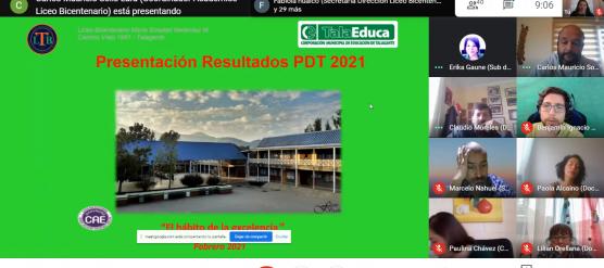 """RESULTADOS PRUEBA DE ADMISIÓN UNIVERSIDADES CHILENAS 2021 """"TAREA PENDIENTE"""""""
