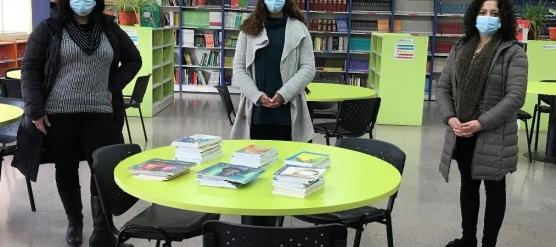 LBT RECIBE UNA IMPORTANTE  DONACIÓN DE LIBROS